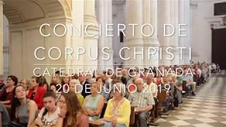 Concierto de Corpus 2019