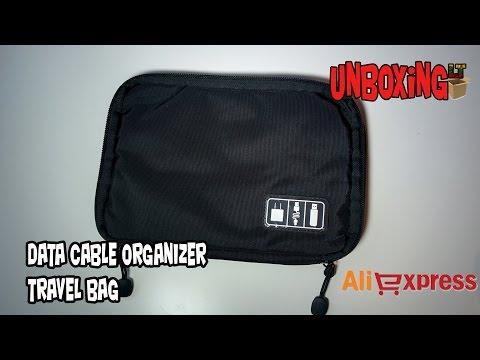 Data Cable OrganIzer TRAVEL BAG / ALIEXPRESS.COM
