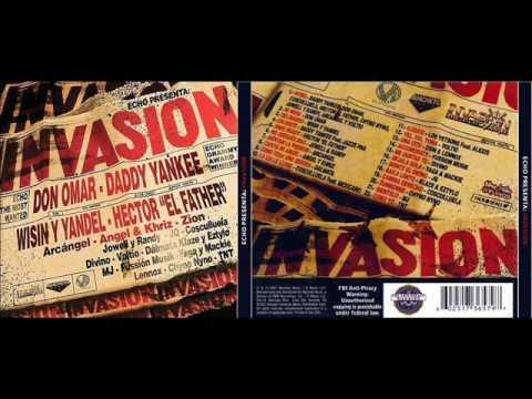 Echo Presenta: Invasión Vol. 1 [2007] (Full Album)