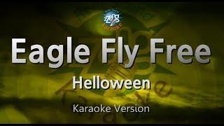 Gambar cover Helloween-Eagle Fly Free (Melody) (Karaoke Version) [ZZang KARAOKE]