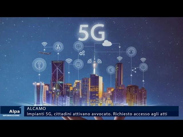 Alcamo,  installazione antenne 5G. Cittadini attivano avvocato