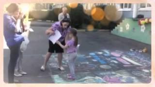 Рисунки на асфальте Мир глазами детей
