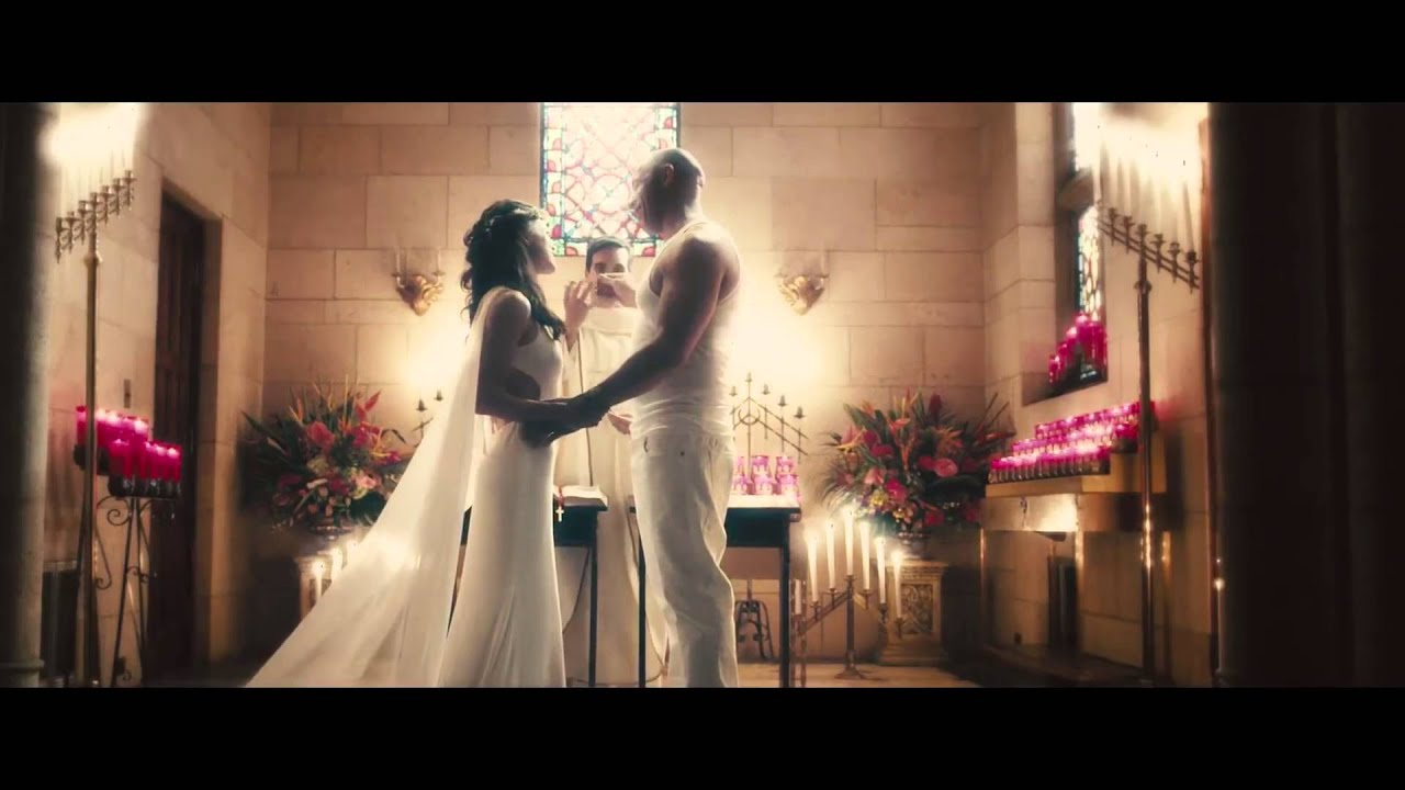 Dominic Toretto And Letty Wedding Vows