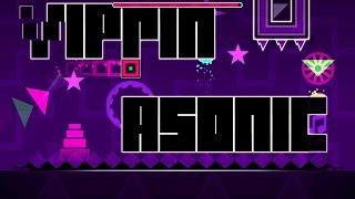 Geometry Dash (Hard Demon) - Bass Knight By ASonicMen & Viprin