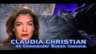 Babylon 5 - All Intros