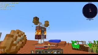 Modern skyblock 3 cheap mob farm