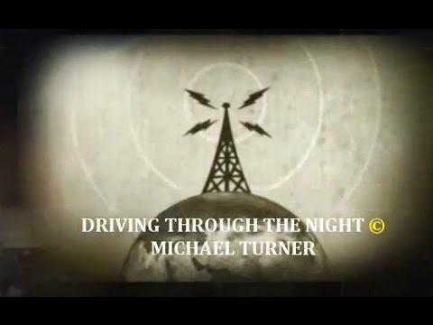 DRIVING THROUGH THE NIGHT - MICHAEL TURNER