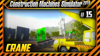 CONSTRUCTION MACHINES SIMULATOR 2016 - CONSTRUINDO SHOPPING