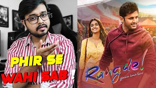 Rang De Movie Review In Hindi | Nithiin | Keerthy Suresh | Crazy 4 Movie