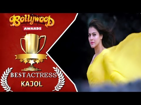 Kajol (Dilwale) Best Actress 2015 | Bollywood Awards Nomination | VOTE NOW