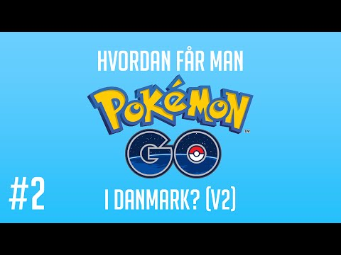 Hvordan får man Pokémon GO i Danmark [V2] (iPhone) | Pokémon GO Tips, Tricks & Guides #2