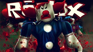 ESCAPE L'IT PAYASO IN ROBLOX !! - Roblox Halloween