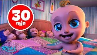 Малыш Джони - Детские песни! 30 Min Songs for Children | LooLoo Kids