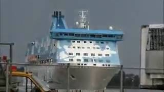 Tallink Silja Galaxy is coming Turku