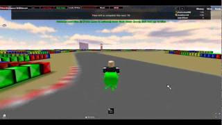 Roblox Chair Racing: Mario Kart Cup