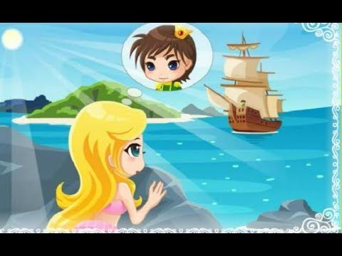 мультик игра, Приключения Русалочки #1, игра бродилка , Little Mermaid, #mermaid, #kids
