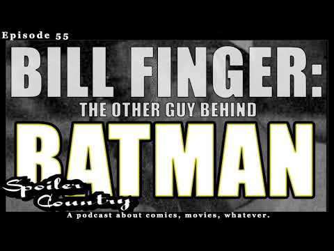 Bill Finger: The other guy behind Batman
