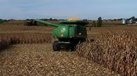 Harvesting Wet Corn