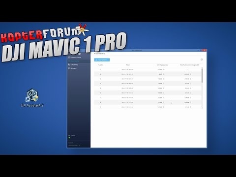DJI Mavic #16 - Assistant 2 Software [german/deutsch]