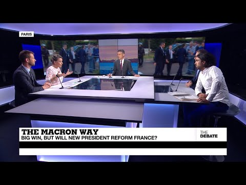 The Macron Way: Big win, but will new president reform France? (part 1)
