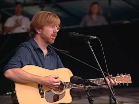 Trey Anastasio If I Could Be A Sailor