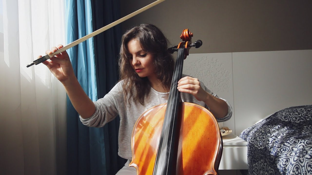 Download Lewis Capaldi - Someone You Loved (Cello Cover)
