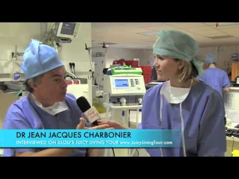 French Anesthesiologist talks about Near Death Experience (NDE) - Dr Charbonier