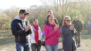 Депутат из Анапы организовал в Сукко аллею из сосен