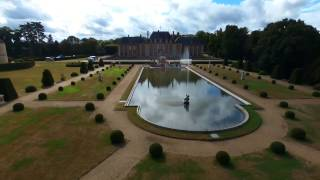 Drone | Castle of Breteuil (Paris)