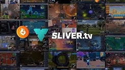 SLIVER.tv - Watch Streams. Earn Crypto.
