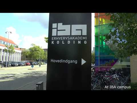 IBA International Business Academy Denmark Virtual Tour
