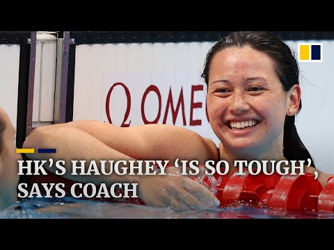 'Amazing journey' for Olympic swimmers Siobhan Haughey, Maggie MacNeil, says coach