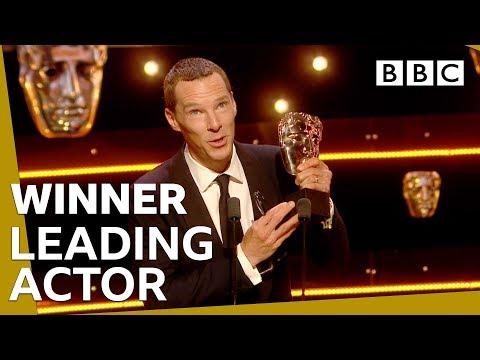 Benedict Cumberbatch wins Leading Actor BAFTA | The British