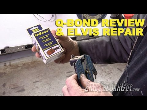Q Bond Review And Elvis Repair Ericthecarguy Youtube