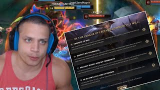 TYLER1: FOLLOW THE SUMMONERS CODE INTO D2 PROMOS