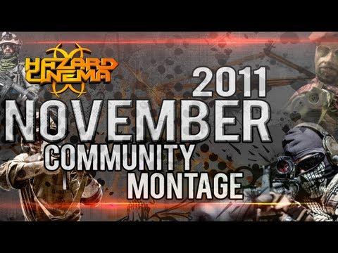 Hazard Cinema Community Montage - November 2011