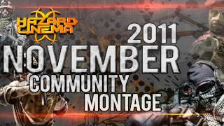Hazard Cinema Community Montage - November 2011