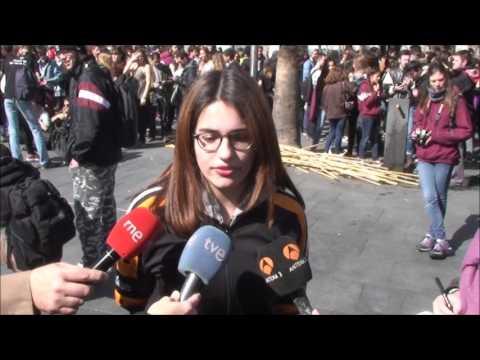 uni 03/03/2016 Ronda Universitat de Barcelona