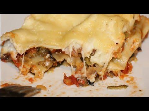 Lasagne Idee Recette.Idee Recette Diner Lasagne Vegetarienne