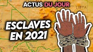 Révélation choc d'esclavage en 2021, coup d'Etat militaire, salaire doublé aux USA... Actus du jour