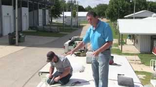 The RV Armor Roofing System!