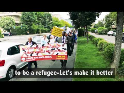 EU Refugee Deal - Protest Song! | Route of Shame 2016