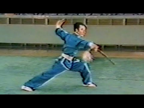 【武術】1976 王常凱 (崑崙剣) / 【Wushu】1976 Wang Changkai(Kunlunjian/Kunlun Sword)
