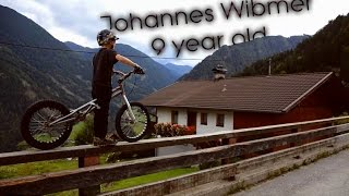 Street Trial 9 year old - Johannes Wibmer