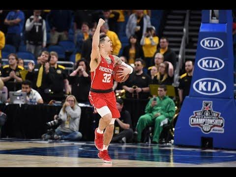 2018 Men's Basketball Championship Semifinals - Houston Postgame Interviews