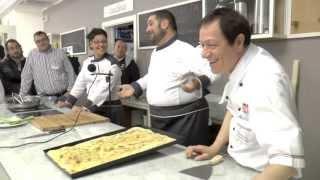"""Sergio Maria Teutonico e Maurizio Capodicasa II Convention """"La Confraternita della Pizza"""""""