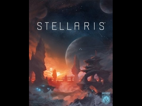 Stellaris - A First Look - Stream with Kushan (Part 1)