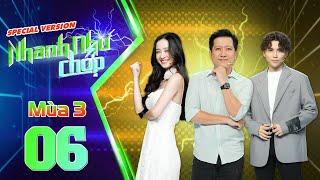 Nhanh Như Chớp Mùa 3 - Special Version Tập 6 Full HD