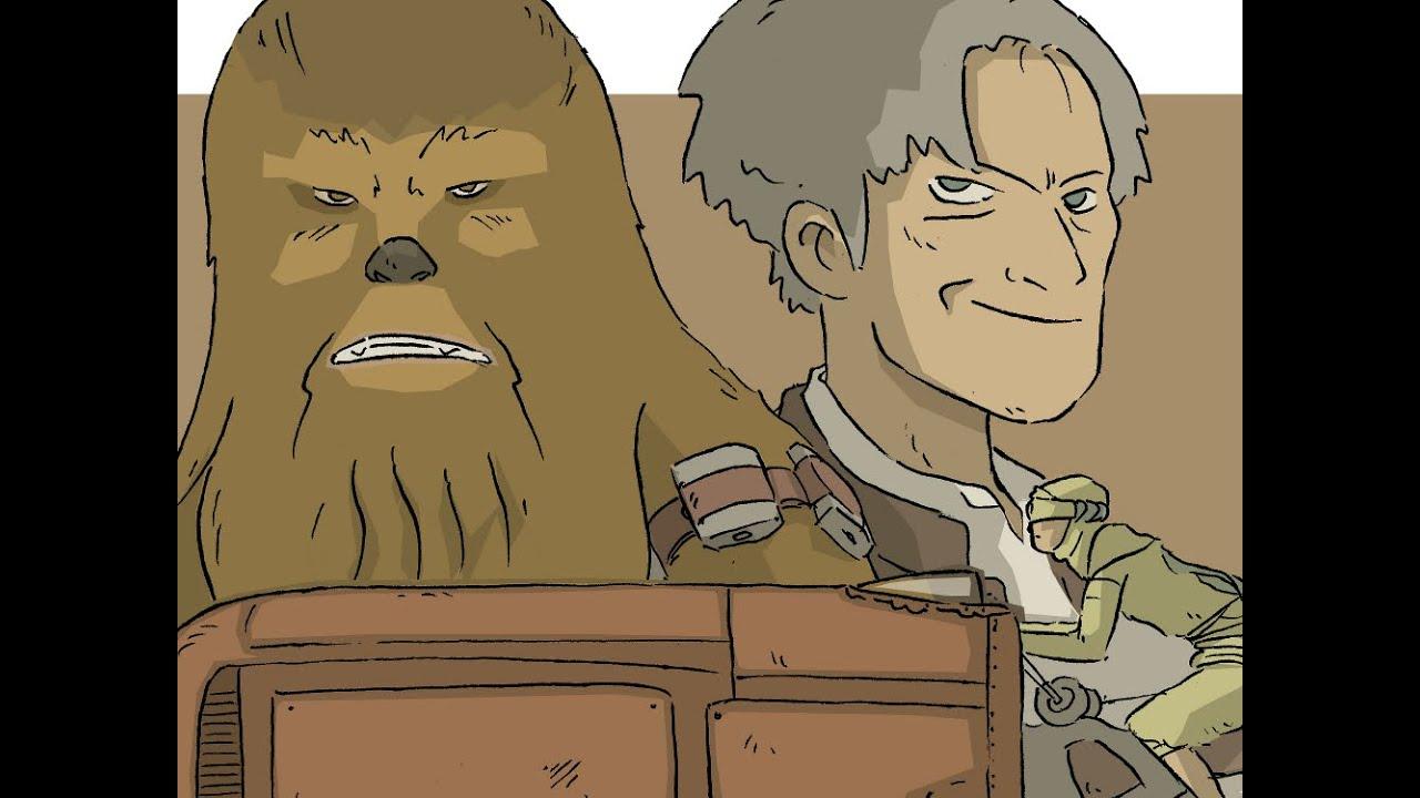 how to draw star wars chewbacca