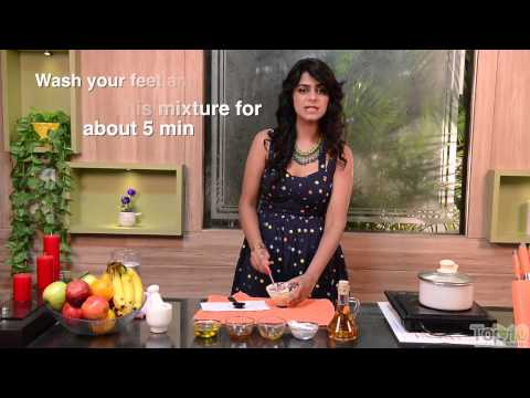 Home Remedies for Cracked Heels – Cure Cracked Feet Fast